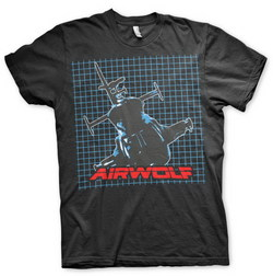 CAMISETA AIRWOLF PATTERN XL