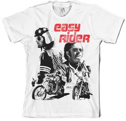 EASY RIDER T-SHIRT (WHITE) XXL