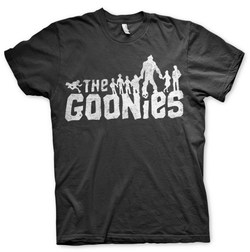 CAMISETA THE GOONIES LOGO M