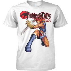 CAMISETA THUNDERCATS LION-O XL