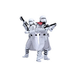 FIGURA HOTTOYS STAR WARS SNOWTROOPER PACK 30 CM