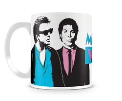 MIAMI VICE COFFEE MUG