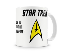 TAZA STAR TREK BOLDLY