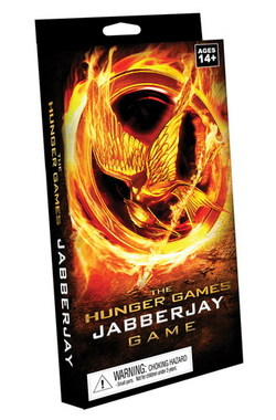JUEGO DE CARTAS THE HUNGER GAMES JABBERJAY *INGLES