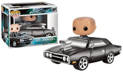 FIGURA POP FAST & THE FURIOUS: DODGE 1970 AND DOM