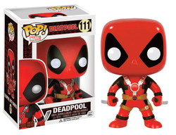 FIGURA POP MARVEL: DEADPOOL 2 ESPADAS