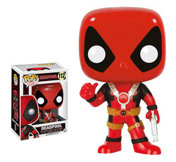 FIGURA POP MARVEL: DEADPOOL THUMB