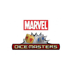 MARVEL DICE MASTERS - CIVIL WAR DICE BAG (CAPTAIN AMERICA/IRON M