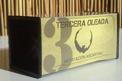 CSW: TERCERA OLEADA ASCARYAN AMARILLO