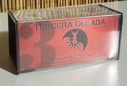 CSW: TERCERA OLEADA CENTAURI ROJO