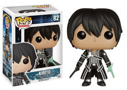 FIGURA POP SWORD ART ONLINE: KIRITO