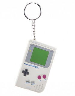 NINTENDO - GAME BOY KEYCHAIN