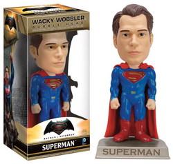 FIGURA CABEZON BATMAN VS SUPERMAN: SUPERMAN