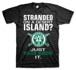 CAMISETA ARROW STRANDED L