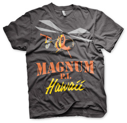 CAMISETA MAGNUM P.I FLYING SOLO L