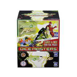 DC DICE MASTERS GREEN ARROW & FLASH GRAVITY FEED