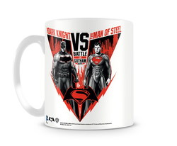 BATTLE OF GOTHAM COFFEE MUG