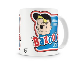 BAZOOKA JOE COFFEE MUG