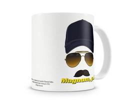 TAZA MAGNUM P.I