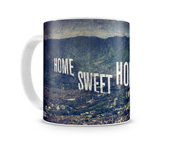 NARCOS - HOME SWEET HOME COFFEE MUG