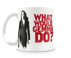 WHAT WOULD GEMMA DO COFFEE MUG