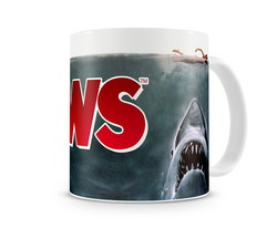 JAWS ORIGINAL COFFE MUG