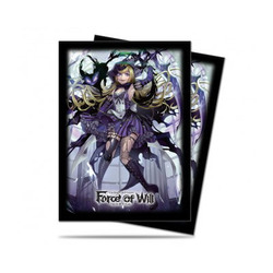 FUNDA ULTRA PRO FORCE OF WILL DARK ALICE 65)