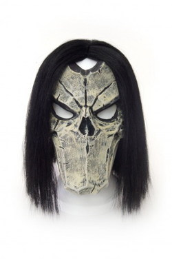 DARKSIDERS 2 LATEX MASK DEATH