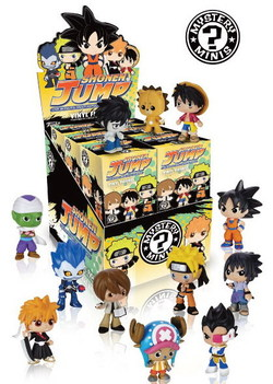 DISPLAY FUNKO FIGURITAS ANIME BEST SERIE 2 (12)