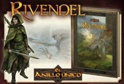 EL ANILLO UNICO - RIVENDEL