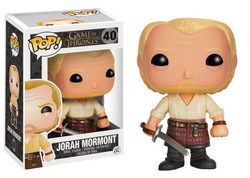 FUNKO POP! TV - GAME OF THRONES: SER JORAH - VINYL FIGURE 10CM