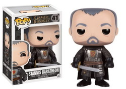 FUNKO POP! TV - GAME OF THRONES: STANNIS BARATHEON - VINYL FIGUR