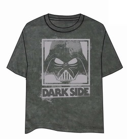 CAMISETA STAR WARS DARK SIDE S