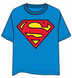 CAMISETA SUPERMAN LOGO CLASICO XXL