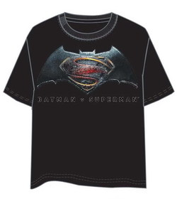 CAMISETA BATMAN VS SUPERMAN XXL