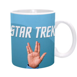 STAR TREK - MUG - 320 ML - SPOCK - SUBLI - WITH BOX X2