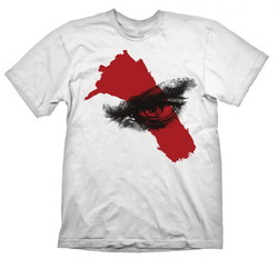 CAMISETA GOD OF WAR KRATOS EYE XL