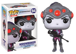 FIGURA POP OVERWATCH: WIDOWMAKER