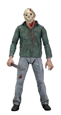 FRIDAY THE 13TH PART 3 JASON VOORHEES ULTIMATE DELUXE ACTION FIG