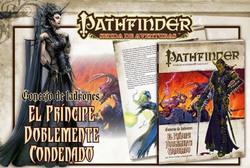 PATHFINDER CONCEJO 6 EL PRINCIPE DOBLEMENTE CONDENADO