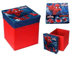 GUARDA JUGUETES SPIDERMAN