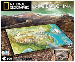 PUZLE NG CIVILIZACIONES ANTIGUAS 4D CHINA