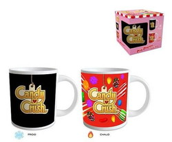 TAZA CANDY CRASH CAMBIA CALOR