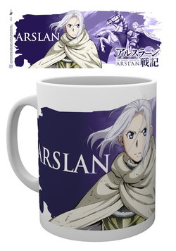 TAZA HEROIC LEGEND OF ARSLAN