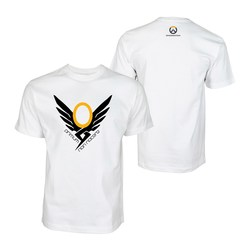 OVERWATCH T-SHIRT MERCY XL