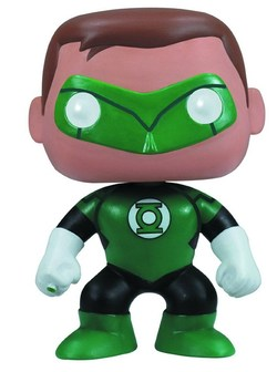 DC COMICS POP! HEROES VINYL FIGURE GREEN LANTERN (THE NEW 52) 9