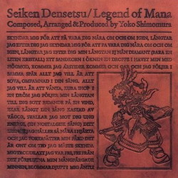 BANDA SONORA CD LEGEND OF MANA