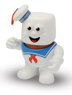 FIGURA MR POTATO MARSHMALLOW MAN 17 CM
