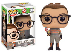 FIGURA POP GHOSTBUSTERS: ABBY YATES