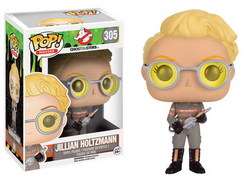 FIGURA POP GHOSTBUSTERS: JILLIAN HOLTZMANN